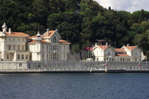 İstanbul Huber Köşkü Cumhurbaşkanlığı külliyesi bakımı
