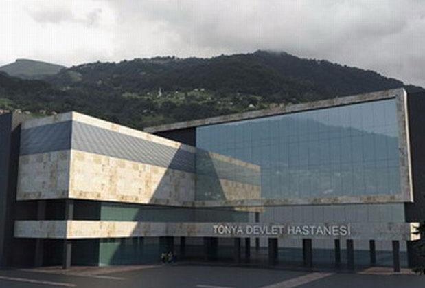 Trabzon - Tonya Devlet Hastanesi